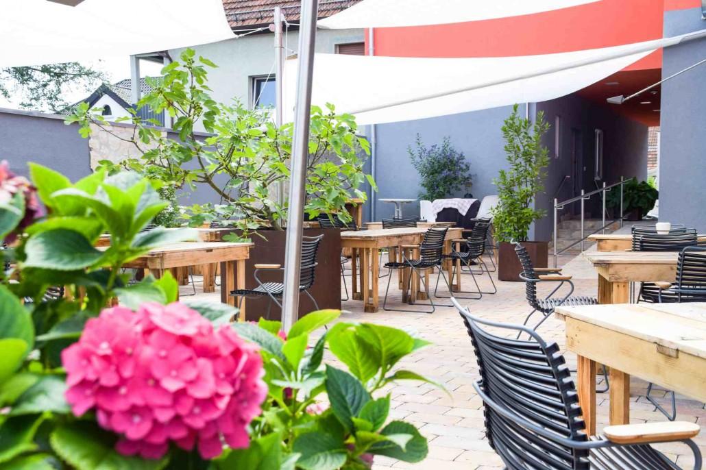 Hotel Arts Restaurant Konoba  St Leon Rot